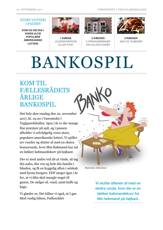 Bankospil - word-1