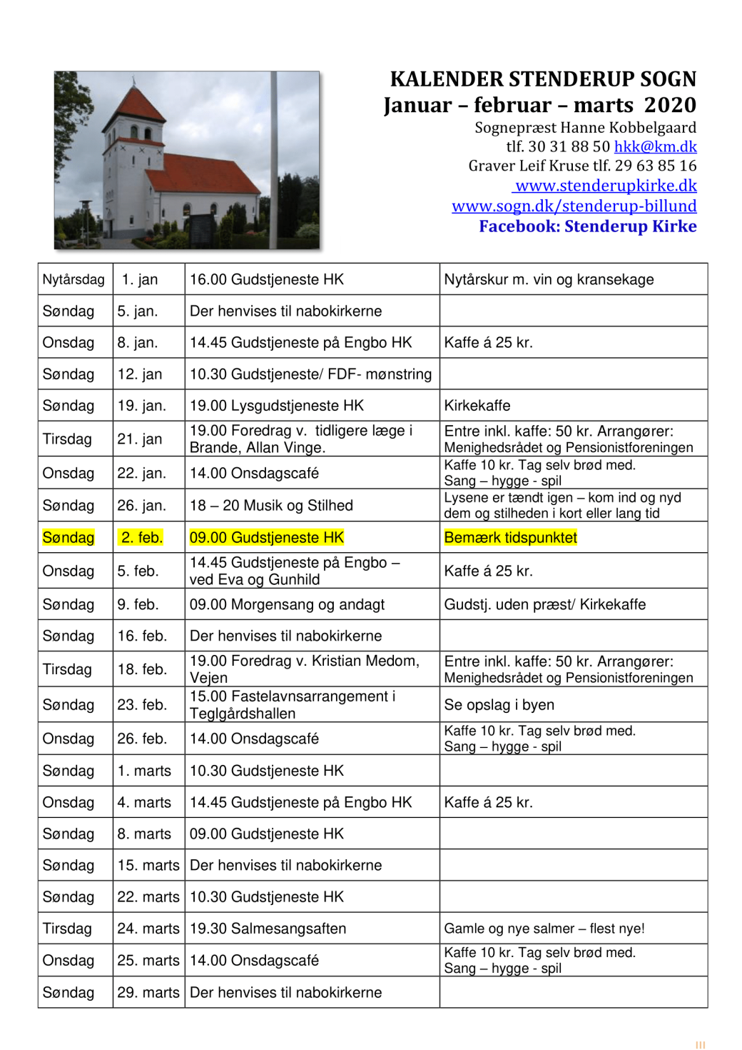 2 Kalender jan feb marts 20-1